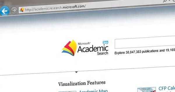 MAS1 معرفی سرویس جستجوی آکادمیک مایکروسافت