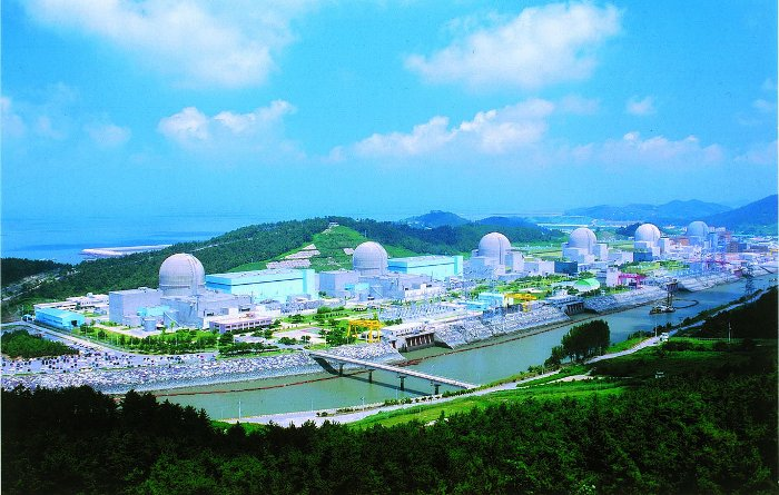 yongwang nuclear sud corea